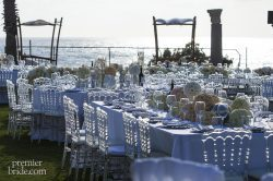 Wedding on the ocean