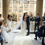 Glamours wedding ceremony in Australia