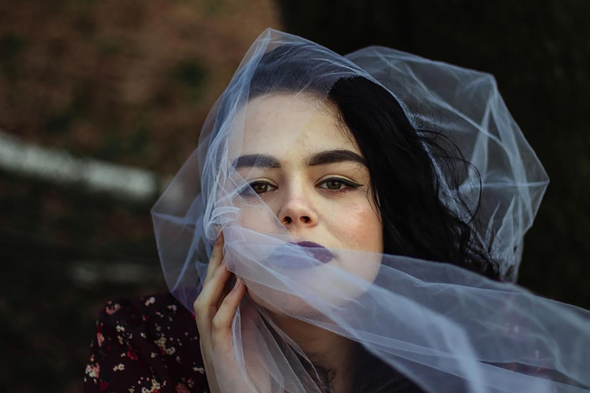 Wear a Colored Veil