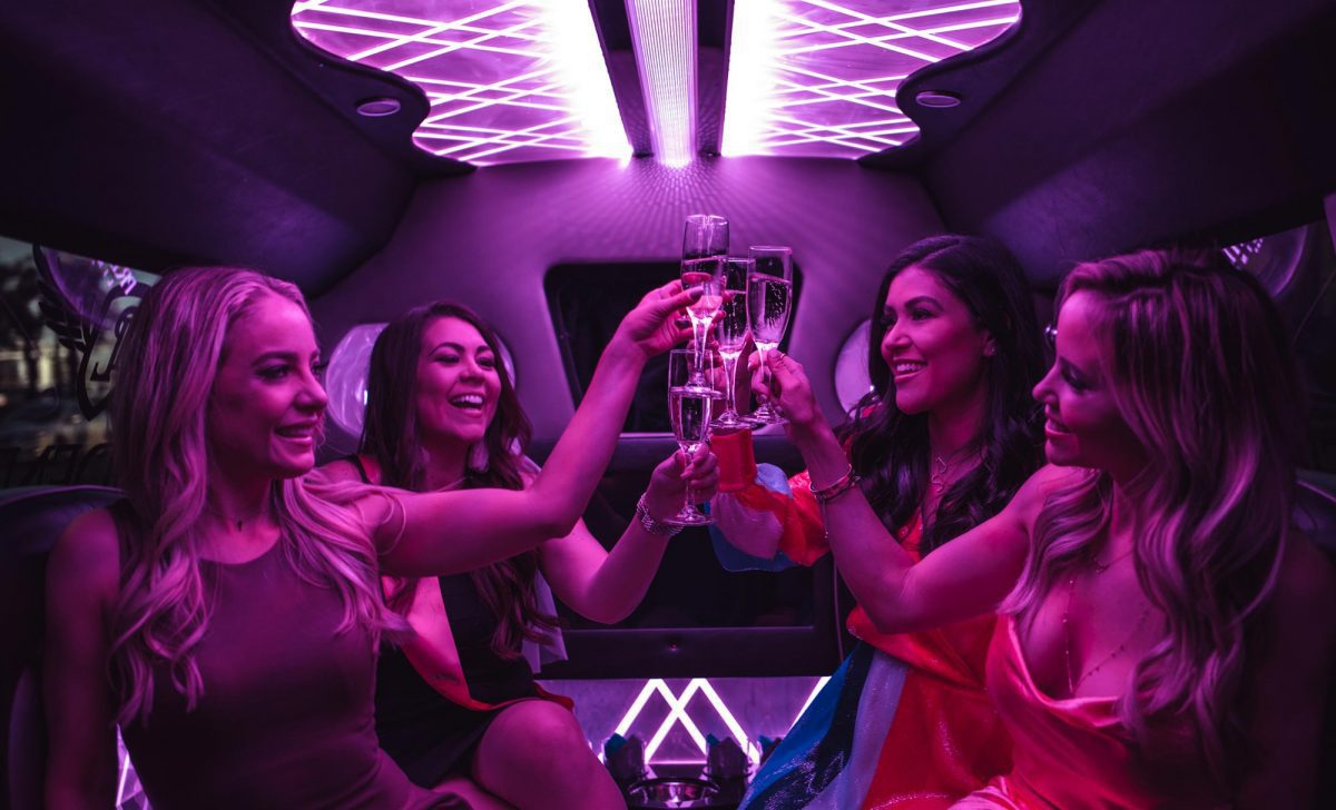 The Must Do's of a Vegas Bachelorette Party