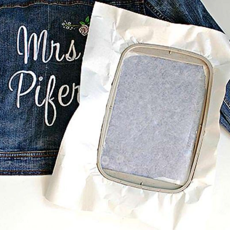 DIY Bridal Jacket - Step 9