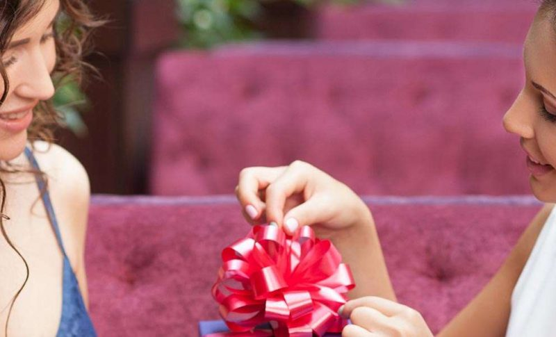 Giving Gifts to Attendants